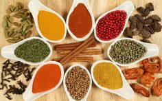 Spice Collection – HD Background Wallpaper