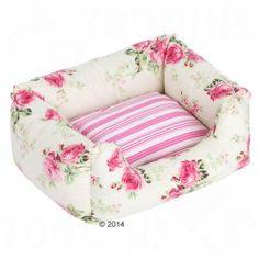 cama para perro de estilo romántico