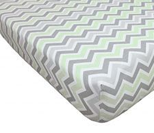 Cotton Percale Crib Sheet