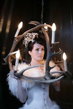 Sharon Den Adel of Within Temptation.