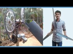 Here I am going to give you an overview of my experience and joy while making this diy wind turbine Project. Large functional wind turbine.