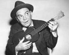 Cliff Edwards Ukulele Ike Voice of Jiminy Cricket