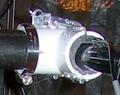 Bicycle repair stand clamp