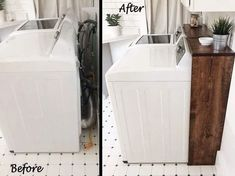 functional and stylish laundry room design ideas to inspire 23 ~ Modern Hou., functional and stylish laundry room design ideas to inspire 23 ~ Modern Hou…, Mudroom Laundry Room, Laundry Room Remodel, Farmhouse Laundry Room, Laundry Room Organization, Laundry Room Design, Laundry In Bathroom, Laundry Decor, Small Laundry Rooms, Organization Ideas