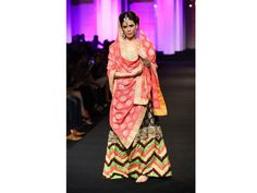 Aamby Valley India Bridal Fashion Week 2012-Featured Designer- Meera and Muzaffar Ali