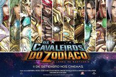 Os Melhores Filmes em Torrent: OS CAVALEIROS DO ZODIACO: A Lenda do Santuário (20...
