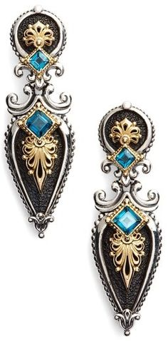 Konstantino Drop Earrings