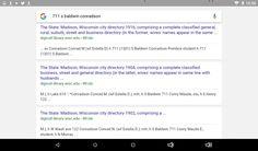 CONRADSON Research