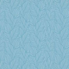 Vertiko Neo Floral Wallpaper Turquoise (6902-18)