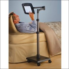 Ipad Holder for Bed or sofa
