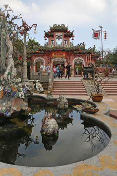 Phuc Kien Assembly Hall- Hoi, An, Vietnam