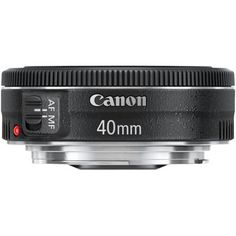 Yup, I'll be having one of these, thank you very much!  Canon EF 40mm f2.8 STM Lens