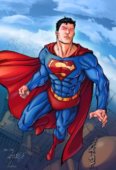 "Superman - Javier ""Padisio"""
