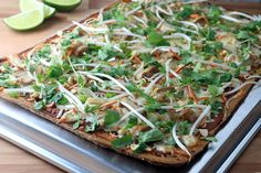 My girlfriend has been begging me to make a keto copycat of her favorite pizza: the Thai Chicken Pizza from California Pizza Kitchen. Though I've never had it before, I love experimenting with Thai style flavors, and thought this would be a really great treat to have! Of course, I'm using the same pizza base …