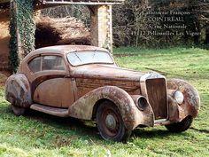 1939 Delage D8 120 Coupé Aérosport Letourneur & Marchand.