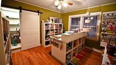 Like the work desk.  Good storage and work surface for a small room