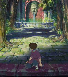 Les Contes de Terremer, Ghibli