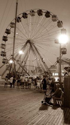 Ferris Wheel, Pleasantville, NJ, The Wildwood Boardwalk