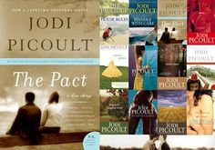 Jodi Picoult is known for her book My Sister's Keeper but has many others that are worth reading. Nineteen Minutes was my favorite.