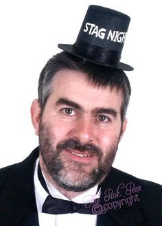 Mini top hat for gay stag night - £2.50