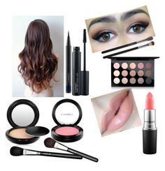 """""""Untitled #73"""" by emabrahamian14 ❤ liked on Polyvore featuring beauty, Korres and MAC Cosmetics"""