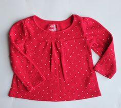 Baby Gap Long Sleeve Shirt, Size 2