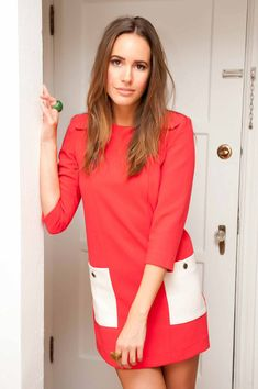 Louise Roe profiler | A peek inside her closet with The Coveteur