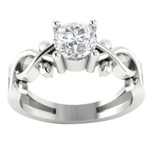 14Kt Gold I1/H Genuine 0.90Ct Diamond Solitaire Ring Anniversary Band Appraisal #DiamondForGood #Solitaire