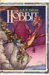 The Hobbit, or There and Back Again novel by J. Tolkien) Loved, loved, loved this as a child. Tom Whalen, Hobbit Book, The Hobbit, Tolkien, Eclipse Book, Comics For Sale, Cool Books, Fantasy Books, Fantasy Art