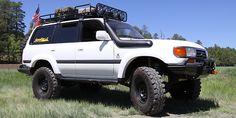 Shop Build: Slee Off-Road Toyota 80 Series Land Cruiser