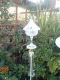 Image detail for -Glass Garden Totems and Flowers | Looking At Glass