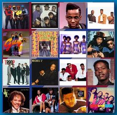 The New Jack Swing Movement was all about feel good music. Al B. Sure! Guy. Troop. BBD. SWV. Ready for the World.  En Vogue. Wrecks N Effect. Teddy Riley. Heavy D. Color Me Badd. Levert. The list goes on.