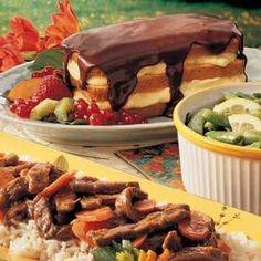Easy Boston Cream Cake Recipe  thought I lost this recipe for good - FOUND IT!!!   EASY.