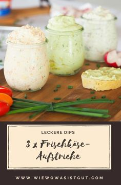 Dip Dip hurray: delicious cream cheese spreads for many occasions – Food & Trave… – Grillen Salmon Spread, Cream Cheese Spreads, Low Calorie Recipes, Salmon Recipes, Tortellini, Creme, Breakfast Recipes, Food And Drink, Snacks