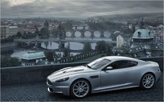 Behind the Wheel - 2009 Aston Martin DBS - Just Think '007' and Add $269,993 - Review - NYTimes.com