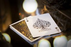 News: Magician Shin Lim Releases the Stunning Regalia Playing Cards for Pre-Order