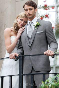 Stephen Geoffrey Gray Aspen Slim Fit Tuxedo View on jimsformalwear.com, rent at Memories!