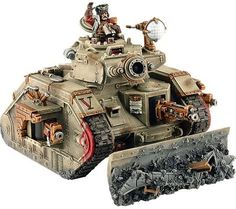 vostroyan tank painting guide - Google Search