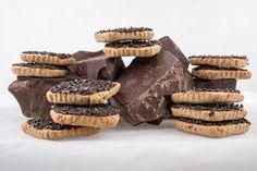 Oat Dark Chocolate Vermicelli Cookies!