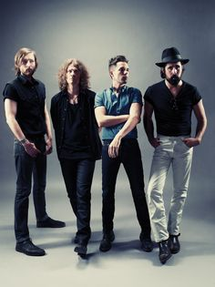 The Killers (finally!) - August 2013, Cricket Wireless Ampitheatre, Bonner Springs, KS (BUTS2)