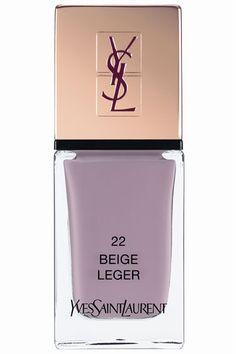 Best Summer Nail Polish La Laque Couture Beige Leger