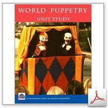 World Puppetry Unit Study