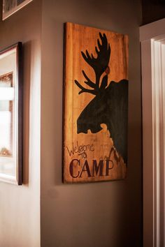 Welcome To Camp at M
