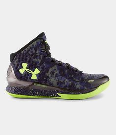 Mens UA Curry One Basketball Shoes | Under Armour US