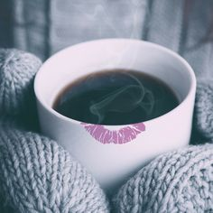 Tired of lip color staining your coffee cup? LipSense is lip color that won't rub off and lasts all day! #kissproof #smudgeproof #waterproof Distributor ID 330973