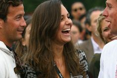 Kate Middleton attends the 46664 Concert in Celebration of Nelson Mandela's Life held at Hyde Park on June 27, 2008, in London