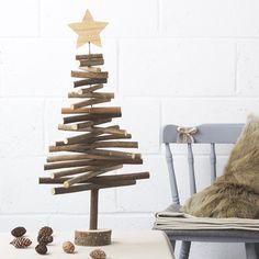 All Things Christmas, Christmas Sale, Christmas Wreaths, Christmas Decorations, Xmas, Ideas Para Decorar Jardines, Rama Seca, Peacock Christmas, Twig Tree