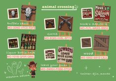 Pub Design, Flag Design, Sign Design, Buffalo Skull, Ac New Leaf, Wood Animal, Animal Crossing Game, Bottle Rack, Like Animals