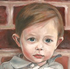Custom Portrait Oil Painting  Perfect Mother's by MissysPortraits, $100.00