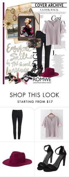 """""""ROMWE"""" by anastasia-ana ❤ liked on Polyvore featuring Whiteley, Behance, OPTIONS, Chanel, Monki and romwe"""